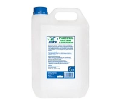 Очиститель пластика с антистатиком